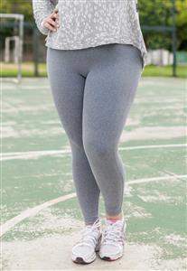 Legging Plus Size Acqua Rosa