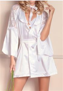 Robe em Cetim Lady's Del Laras