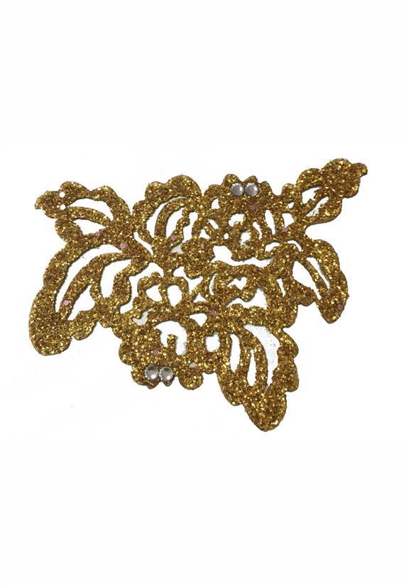 Tatuagem Adesiva Flores Bijoux de Pele