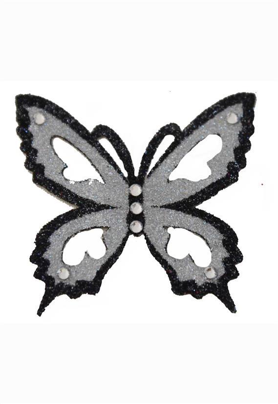 Tatuagem Adesiva Jóia de Pele Borboleta B Bijoux de Pele