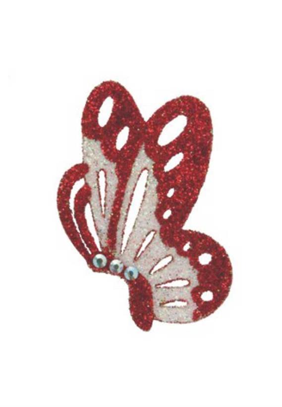 Tatuagem Adesiva Borboleta Lateral II Bijoux de Pele
