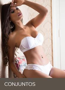 lingerie conjunto sensual