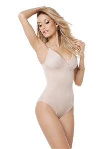 Body Modelador Sem Bojo DelRio 43601