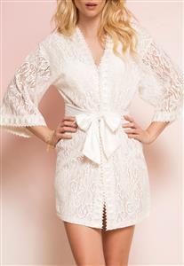 Robe de Luxo com Passa Fita Coleção Cor Belles