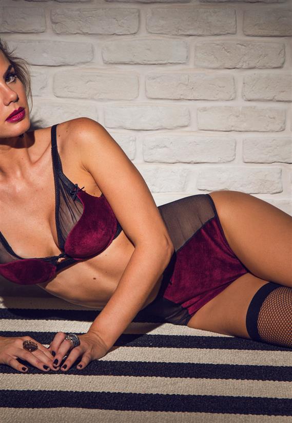 Calcinha Hot Panties Coleção Segredos De Chelles