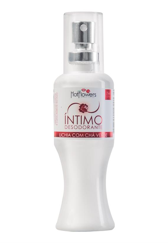 Desodorante Íntimo Hot Flowers 35ml