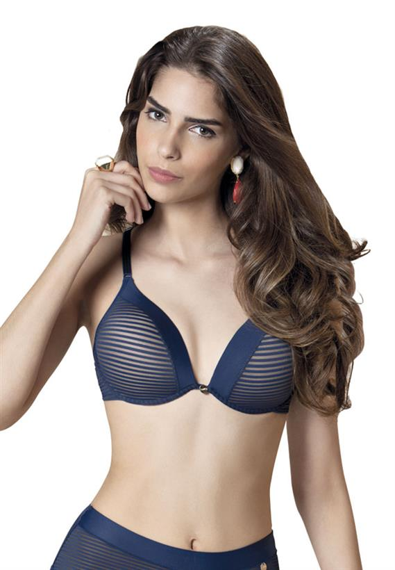 Sutiã Lycra Devorê Sensitive DelRio 42252