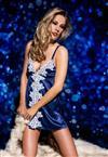 Camisola Blue Heart De Chelles