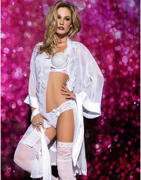 Robe Eternity Kiss De Chelles