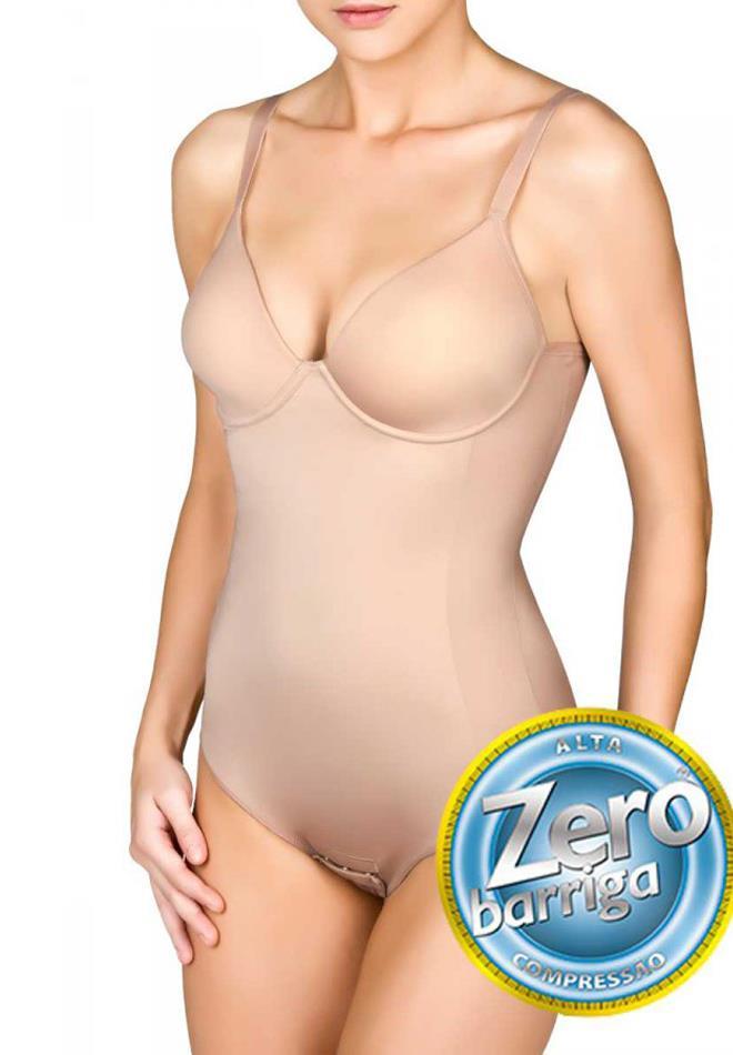 f7abbe964 Finalizar compra. Body Modelador Dilady Zero Barriga 302501. Ampliar
