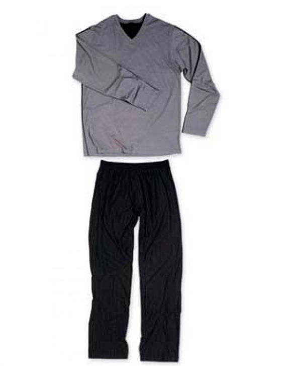 Pijama Modal Longo Mash