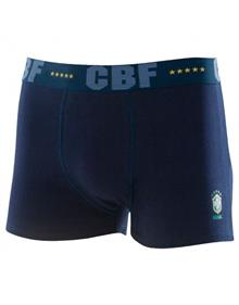 Cueca Boxer Oficial CBF Mash