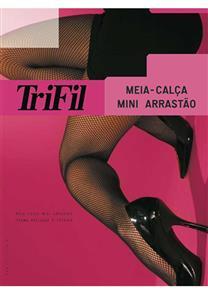 Meia Calça Fashion Arrastão Trifil