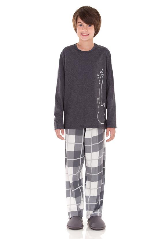 Pijama Juvenil Masculino Cute Family Lua Encantada