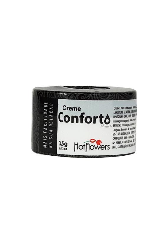 Creme Excitante Conforto Hot Flowers