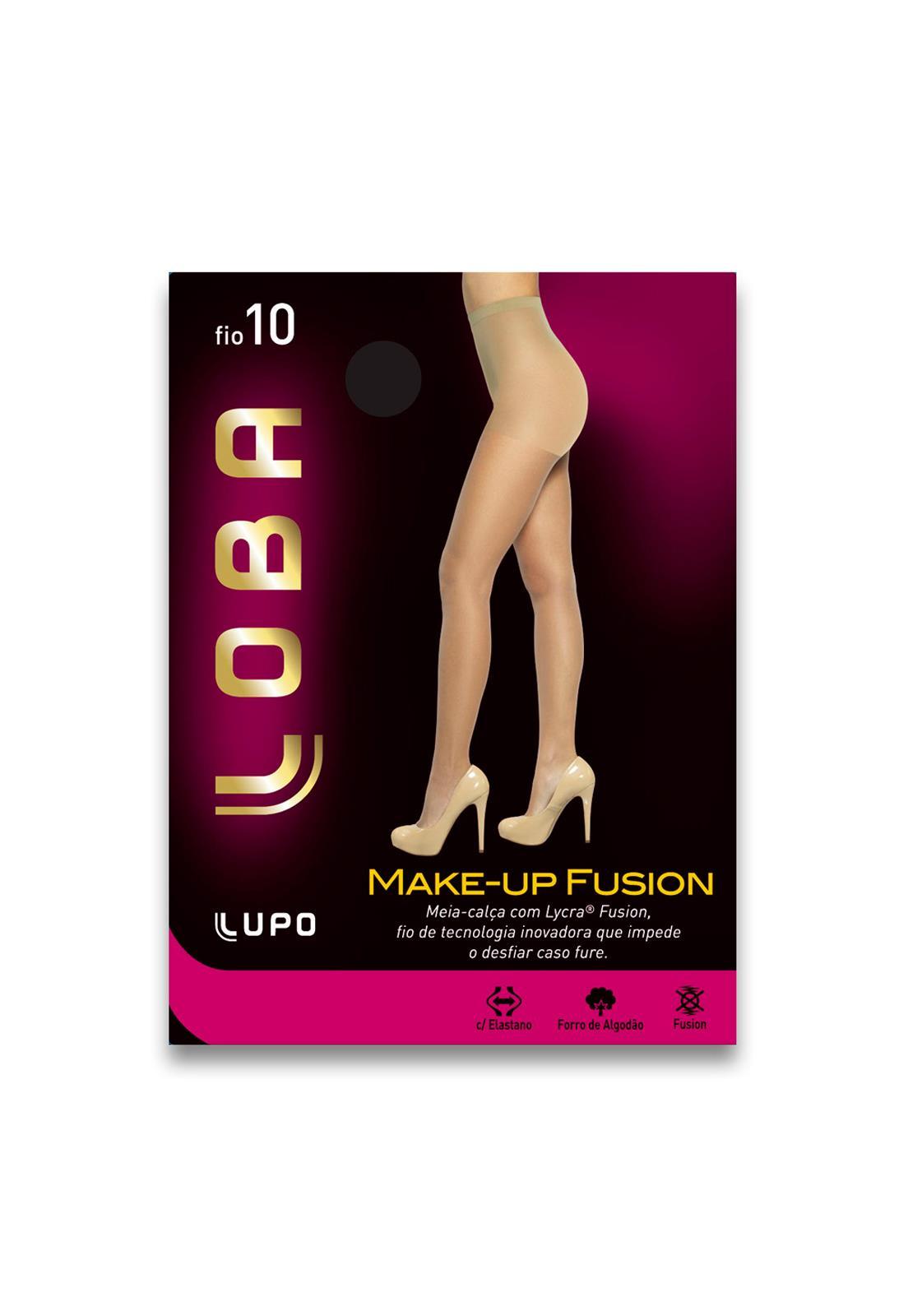 96744b172 Meia Calça Make-UP Fusion Loba Lupo 5764 - Le Lingerie