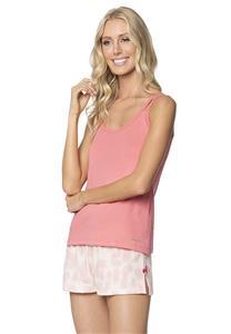 Pijama Feminino de Alcinha Fashion Dog Lua Encantada