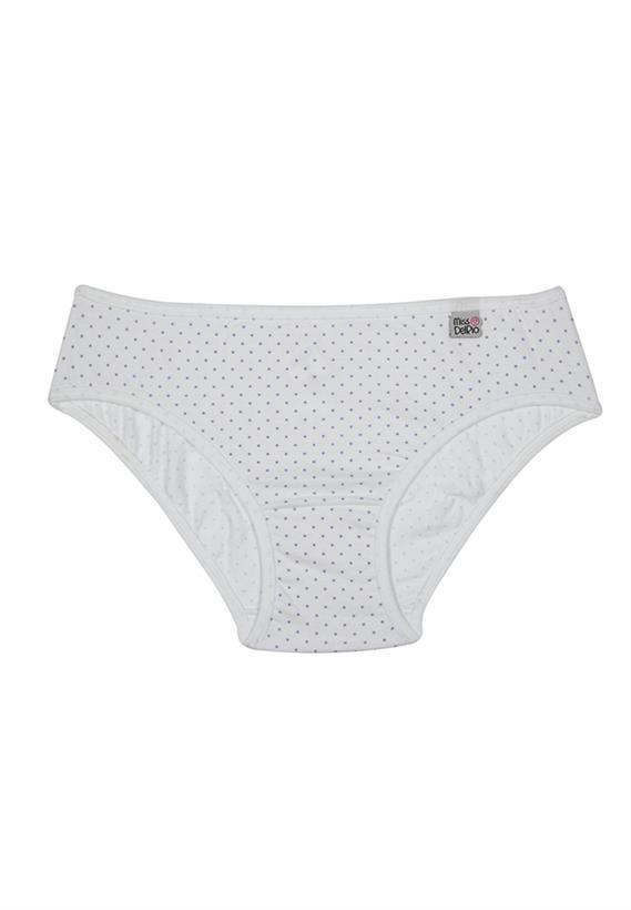 57ffb8670 Calcinha Branca Infantil DelRio em Algodão 51480 - Le Lingerie
