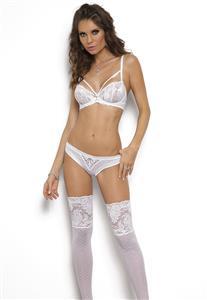 Conjunto Branco de Luxo White Angel De Chelles