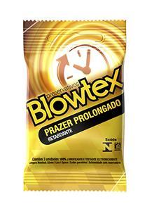 Preservativo Retardante do Prazer Blowtex Sexy Fantasy