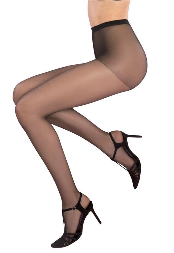Meia Calça Clássica Fio 15 Loba Lupo 5760-001