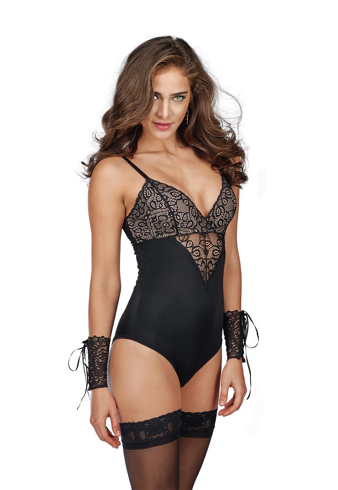 4172368f6 Body Sexy Ermitage DeMillus 98068 - Le Lingerie