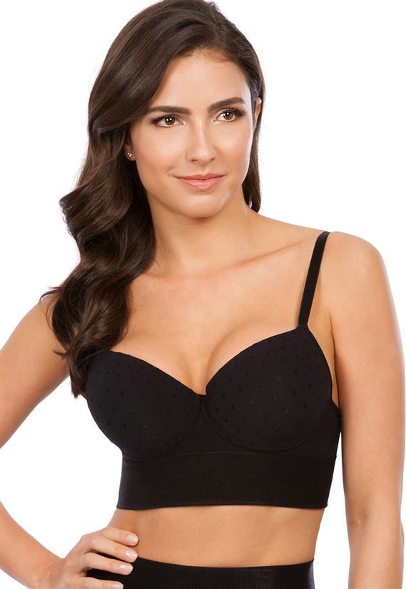 Cropped Beauty Bra Shape & Shine 60152 Plié