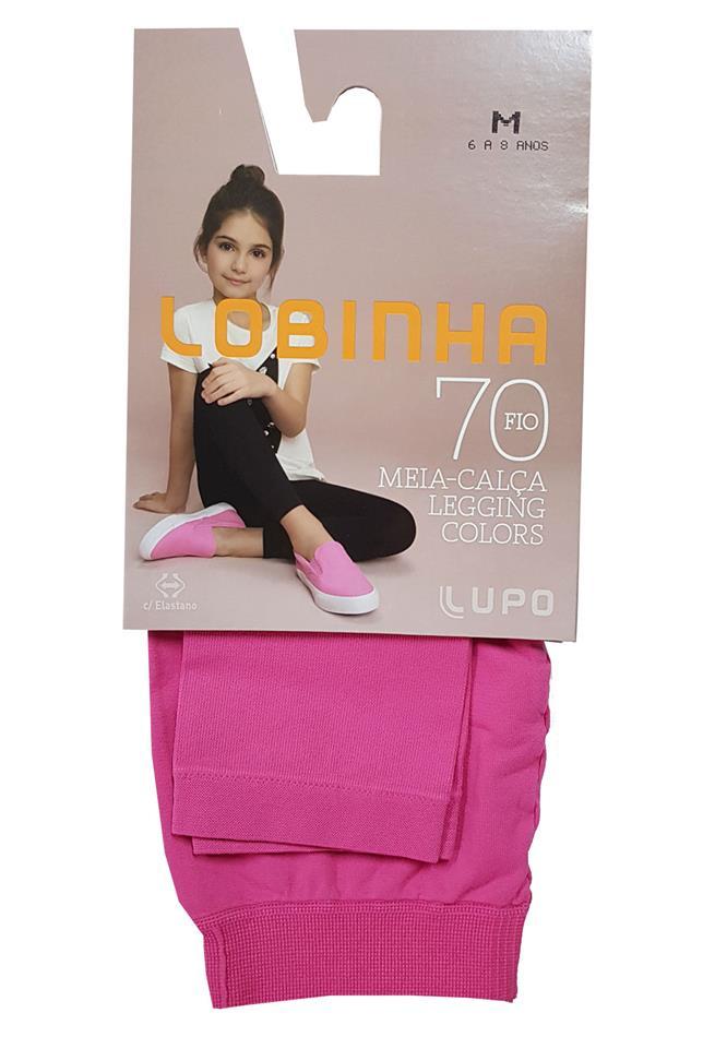 8f042b40c Meia Calça Legging Infantil Lupo Colors 2595-001. Ampliar