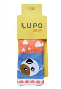 913a847c1b Meia Avulsa Estampada para Bebe Lupo Baby 02000