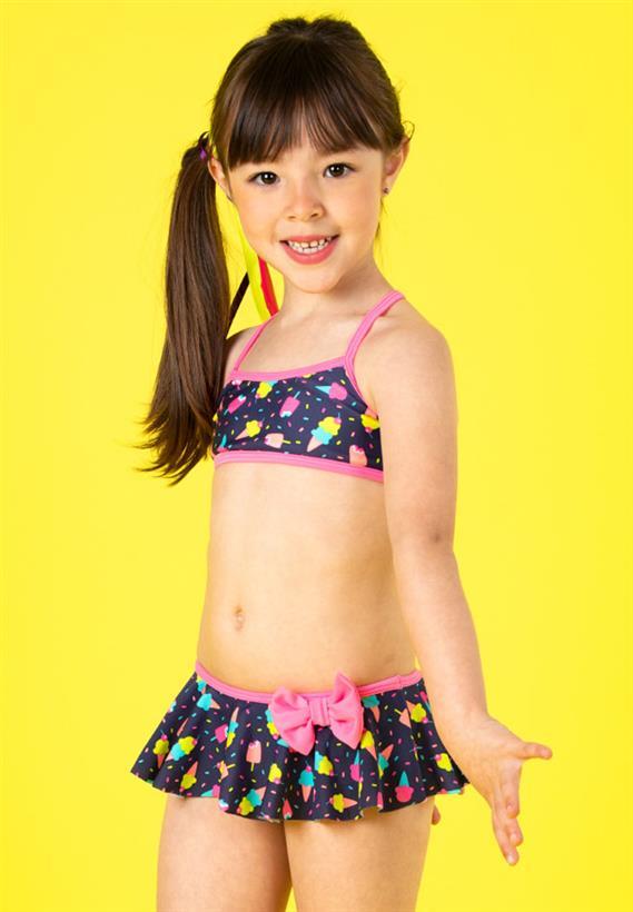 52d547e88d Biquíni Kids Sorvete Dina Puket
