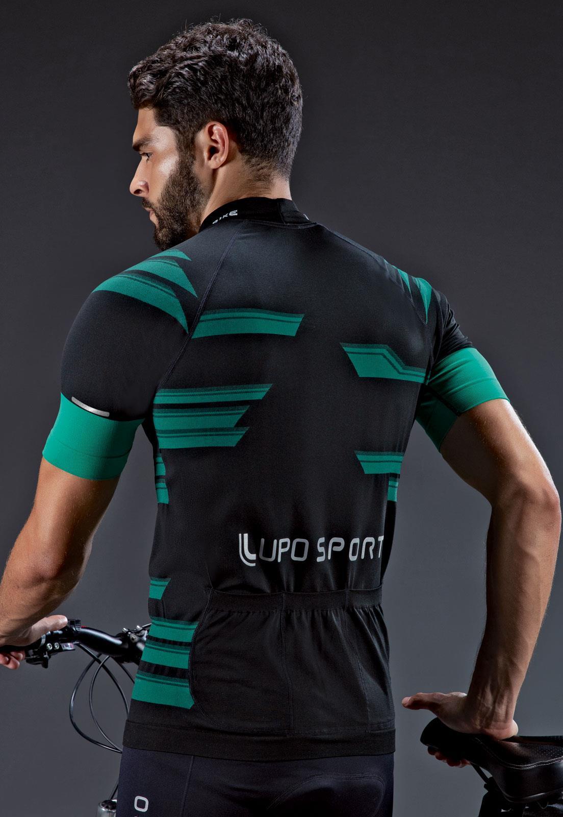 22006fc25 Camiseta Lupo Seamless Dry Bike Lupo Fitness 70665 - Le Lingerie
