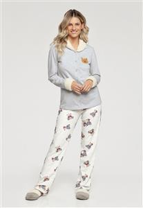7aba28d9c588ba COR COM AMOR Pijamas Confortáveis, Lindos e de Ótima Qualidade