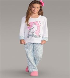 930a5af9f Pijamas para Meninas Macios e Confortáveis - Le Lingerie