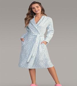 56ff6571d Robe Soft Feminino Estrelas 152817 Lua Encantada
