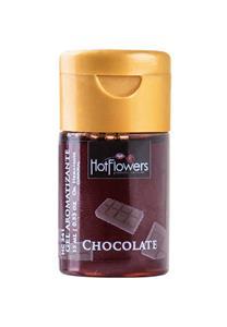 Gel Hidratante Hot Aromatizante Hot Flowers 15ml