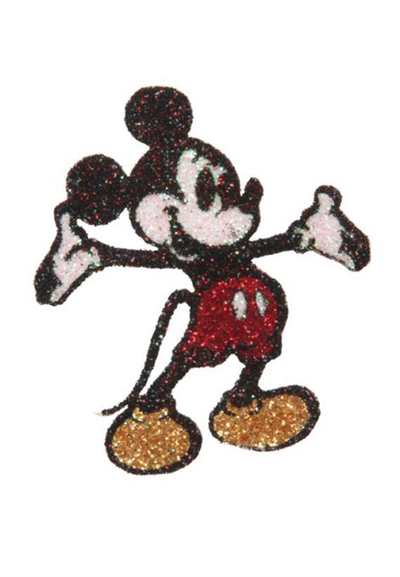 Tatuagem Adesiva Mickey Mouse Bijoux de Pele