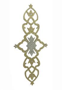 Tatuagem Adesiva Jóia de Pele Bracelete II com Strass Bijoux de Pele